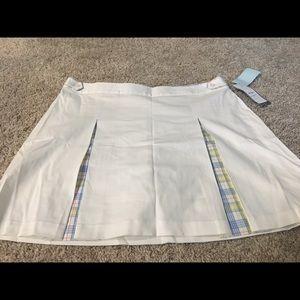 Laid Golf Skirt